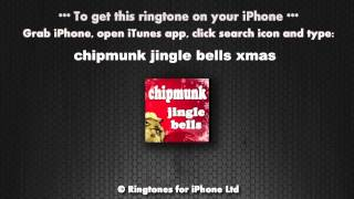 Chipmunk Jingle Bells Ringtone