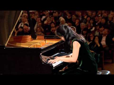 Miyako Arishima – Etude in G flat major Op. 10 No. 5 (first stage)
