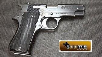 Star Model BM 9mm Budget Surplus Pistol