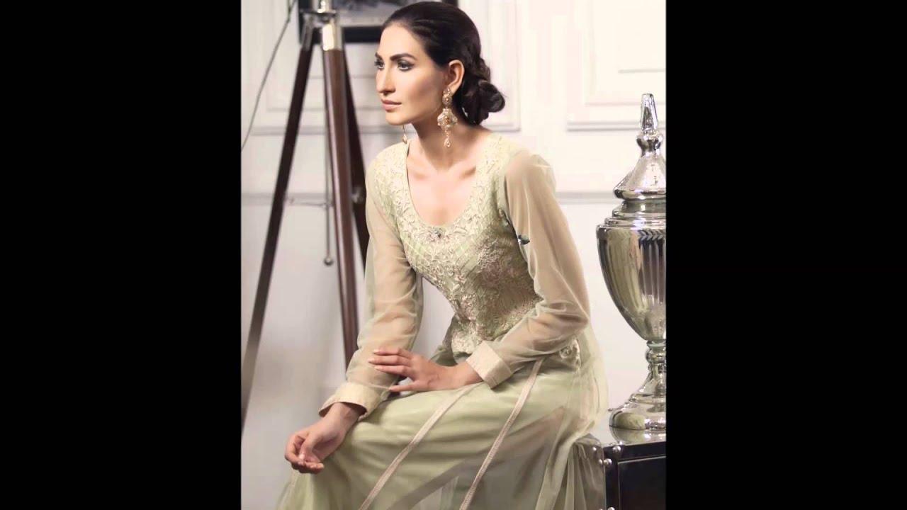 Buy Designer Pakistani  Indian Anarkali Suits in UK USA  Long ...