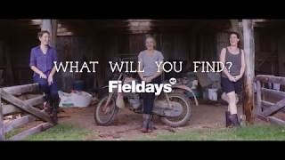 Fieldays stories - Finding your calling