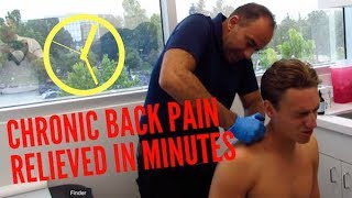 unheard of chronic back pain relieved in minutes this works
