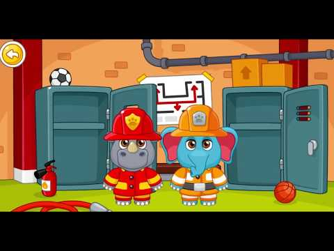 Firefighters Rescue Patrol - Rescue Their Friends | Fun Game For Kids