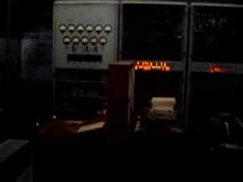 CSIRAC Computer Walk By