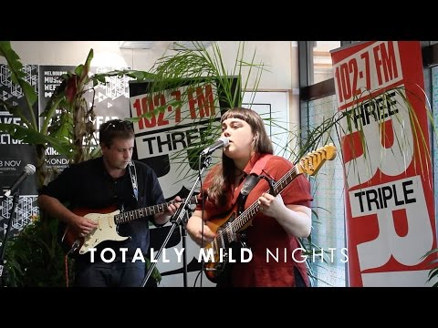 Totally Mild - 'Nights' (3RRR Live from Melbourne Music Week)
