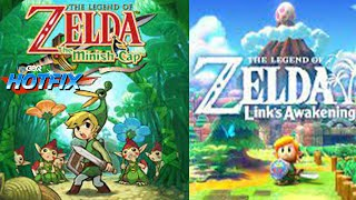 Legally Cute -  The Cuteness of the Legend of Zeldas