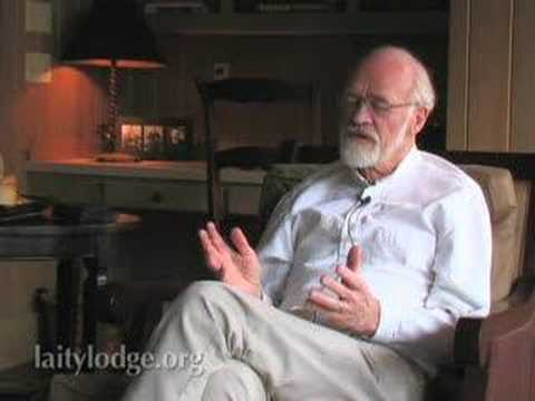 Eugene Peterson explains the difference between 'studying' and 'reading' the Bible.