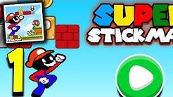 Super Stickman Run Go to Rescue Princess - Gameplay Walkthrough Ep 1 - First Impressions