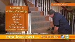 Carpet Cleaning and Upholstery Cleaning Services in East Hanover, NJ