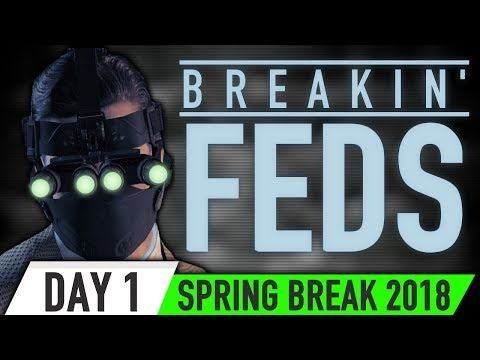 What's new in Day 1 of Spring Break 2018? [PAYDAY 2]