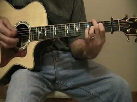 Amos Lee Windows Are Rolled Down Cover / Lesson