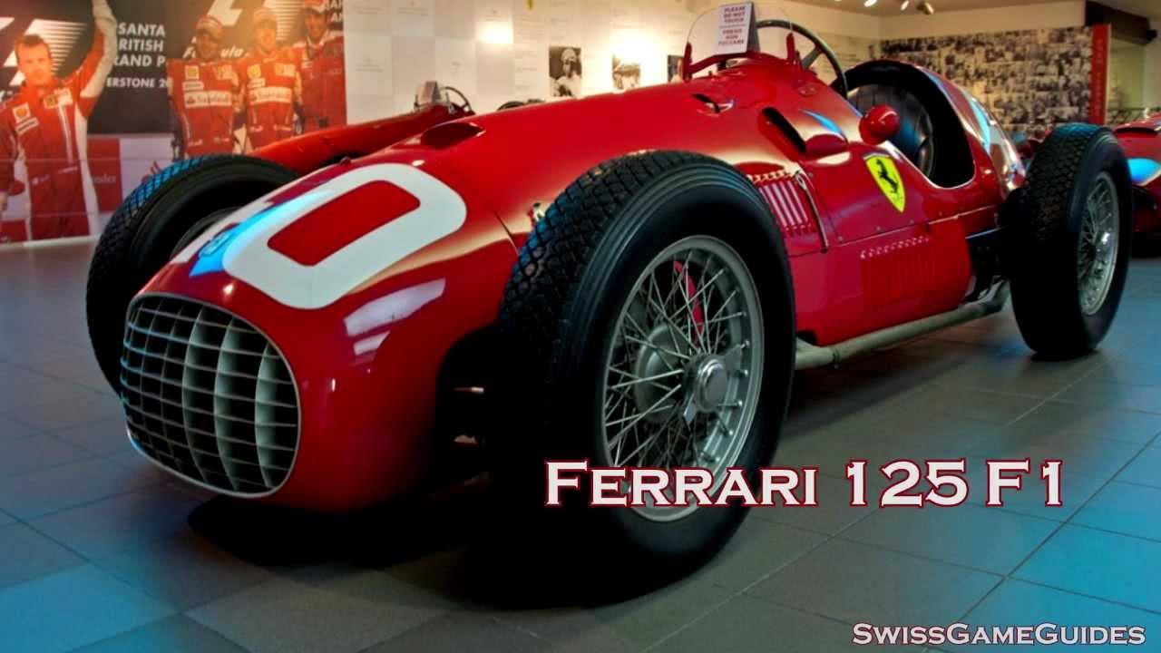 Test Drive Ferrari Racing Legends - Car List (All 51 Ferraris) - YouTube