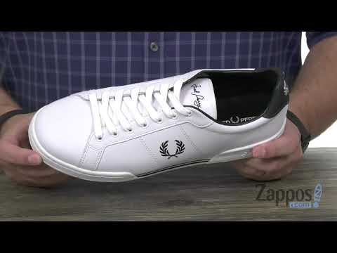 Fred Perry Shoes exclusive