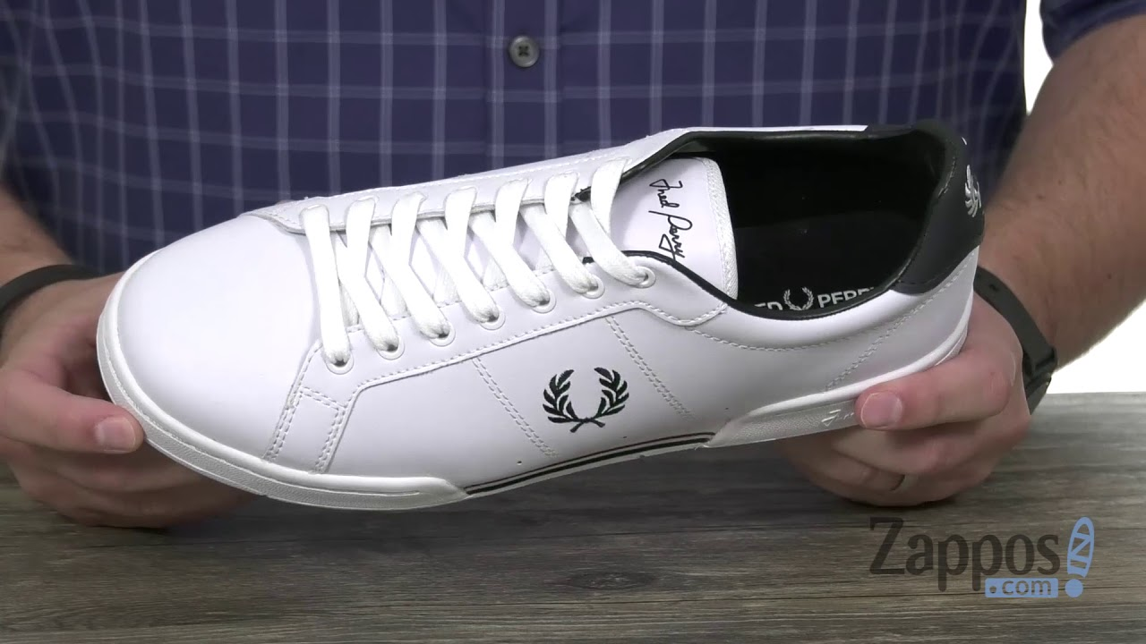 Fred Perry B7222 Leather SKU: 9111378