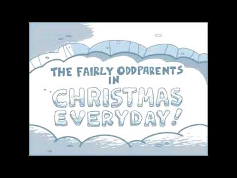 Fairly OddParents - Christmas Every Day - YouTube
