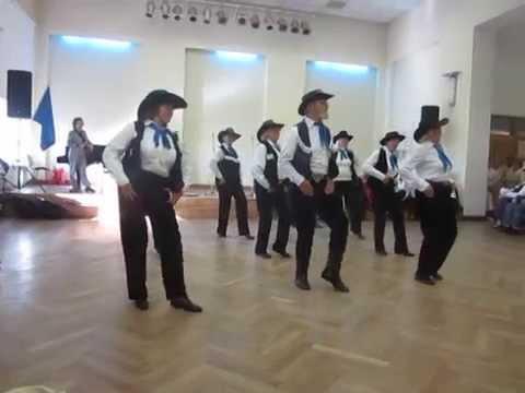 Blaubard Senior Dance Squad  - Rosamunde - Barrilito -Beer Barrel Polka MVI 9183  Rosamunde
