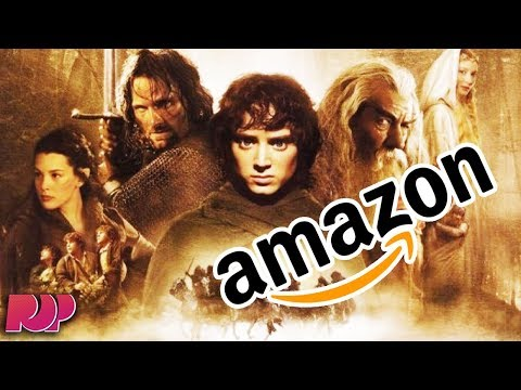 Amazon Is Creating A 'Lord Of The Rings' TV Series