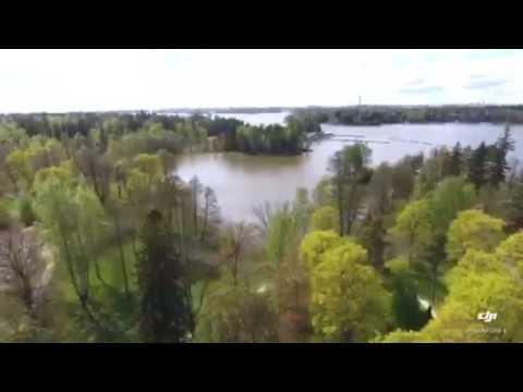 Beauty view in Tullisaari - Helsinki Finland