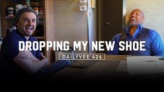 Releasing the K-Swiss Crushing It! GaryVee 001s in LA | DailyVee 424