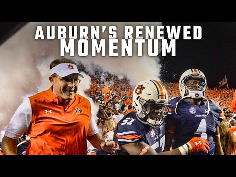 How Auburn is carrying momentum into the second half of the season?