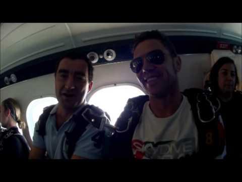 Skydive Dubai Rui Cardoso 2013