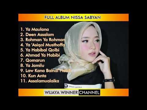 lagu-baru-nissa-sabyan-agustus-2018-(full-album)