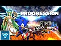 """Progression"" - A Sm4sh Montage (Sonic/Palutena)"