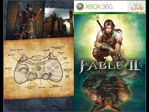 fable ii game manual xbox360 instruction booklet youtube rh youtube com xbox 360 instruction manual pdf xbox 360 user manual pdf