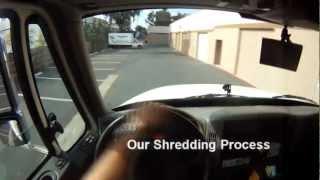 The On-Site Shredding Process | Proshred