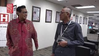 NST's 10 Quickies with Tan Sri Khalid Ibrahim