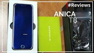 Anica T8 1.54 Inch 400mAh Ultra Thin Dual SIM Bluetooth - #Reviews