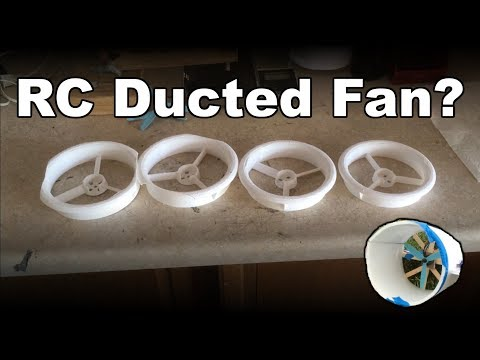 Will Ducting Your RC Props Increase Thrust?