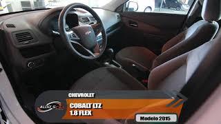 CHEVROLET COBALT 1.8 LTZ TOP DE LINHA AQUI NA ALDO'S CAR MULTIMARCAS