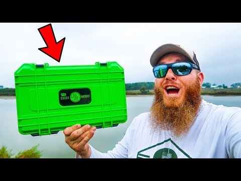 **TOP SECRET** Fall Bass Fishing Tackle Box!!!