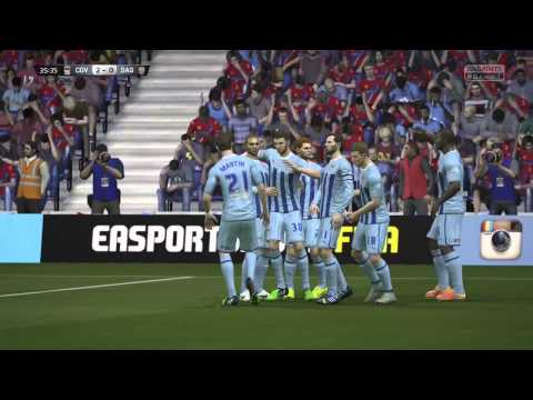 FIFA 15 Chris Stokes Coventry Strike