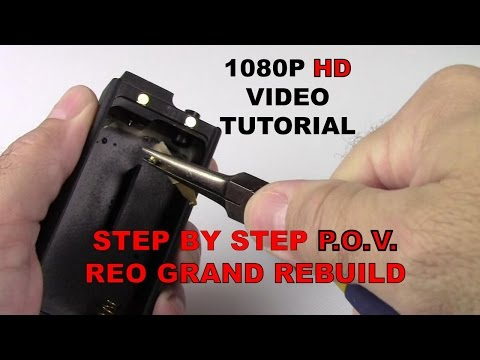 REO GRAND REBUILD - HD POV & COUNTING THE TURNS FOR FOOLPROOF NIPPLE TIGHTNESS