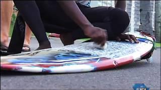 Against All Odds   Tom Hewitt - Surfers Not Street Children
