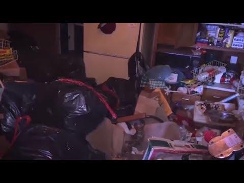 5 Самых Засраных Домов, Заснятых на Видео!