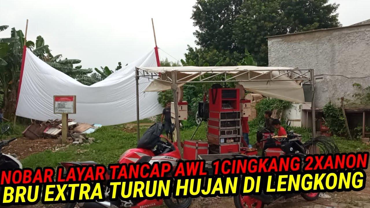 Download NOBAR LAYAR TANCAP AWL BARU NAIK EXTRA TURUN HUJAN #layar#tancap#indonesia