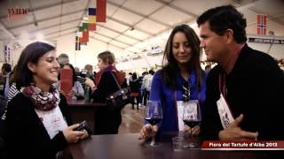 Alba Truffle Fair 2013 - Flash Interview 3 - From Boston with Wine Love