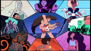 All Steven Universe Fusion Introductions