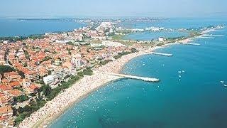 Болгария, Поморие(Курорты Болгарии. Пляжи , отели, море, природа., 2014-04-17T19:58:17.000Z)