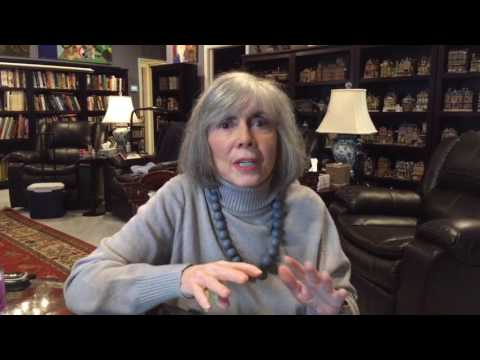 Anne Rice talks about writing on Facebook