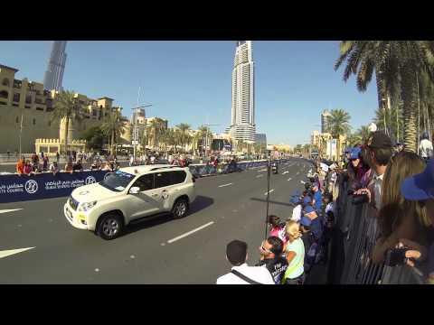 Dubai Tour 2014 Stage 4