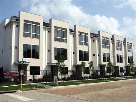 Houston Townhomes For Rent 3BR/3BA By Property Management In Houston