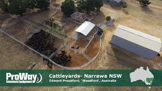 ProWay Cattleyards - Narrawa NSW