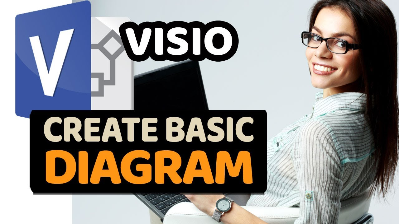 Tutorial how to create basic microsoft visio diagram step by step tutorial how to create basic microsoft visio diagram step by step ccuart Image collections