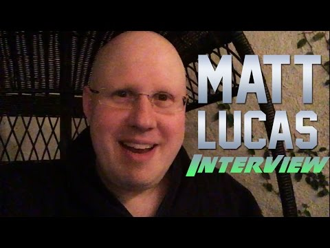 Doctor Who: Matt Lucas Answers Your Questions