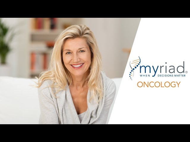 Myriad Genetics at the 2019 American Society of Clinical Oncology annual meeting