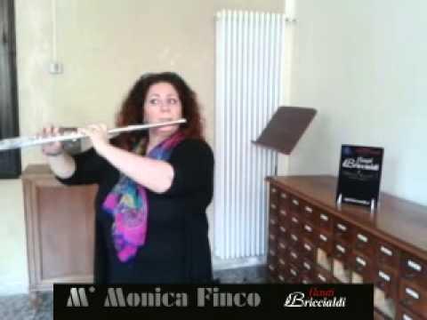 """<span class=""""title"""">Monica Finco Briccialdi 9612 Flauto flute</span>"""